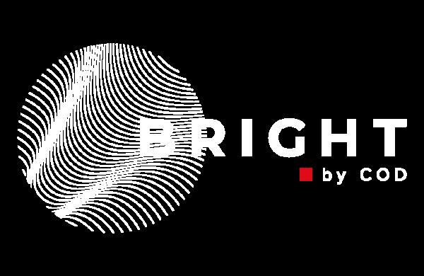 Logo Bright by COD